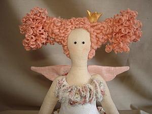Прическа принцессе -тильде. Ярмарка Мастеров - ручная работа, handmade.