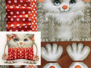 Заготовки на подушки-игрушки. Ярмарка Мастеров - ручная работа, handmade.