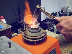 Процесс литья по выплавляемым моделям. Ярмарка Мастеров - ручная работа, handmade.