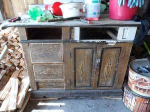 Реставрация старого письменного стола. Ярмарка Мастеров - ручная работа, handmade.