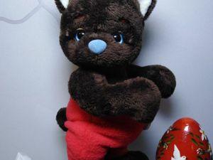 Кто любит плюшевых мишек?..(друзьям). Ярмарка Мастеров - ручная работа, handmade.