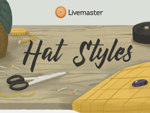 Hat Styles Guide from Livemaster. Livemaster - hecho a mano - handmade.