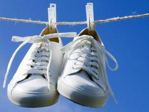 5 проверенных способов, как вернуть белым кроссовкам былую чистоту. Ярмарка Мастеров - ручная работа, handmade.