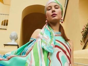 Как красиво завязать платок или бандану с фотопримерами. Ярмарка Мастеров - ручная работа, handmade.