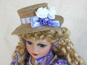 Наряд для куклы. Ярмарка Мастеров - ручная работа, handmade.