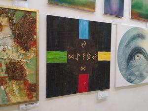 Участвую в выставке Визионари арт в доме союза художников. Ярмарка Мастеров - ручная работа, handmade.