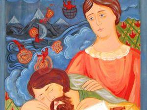 В гостях у мамы: сны как в детстве. Ярмарка Мастеров - ручная работа, handmade.