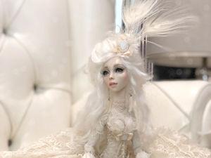 Анжелика. Новая кукла. Ярмарка Мастеров - ручная работа, handmade.