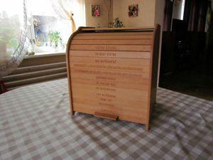 Хлебница деревянная — как лучше хранить хлеб. Ярмарка Мастеров - ручная работа, handmade.