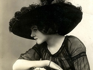 Шляпки 1910-х годов. Ярмарка Мастеров - ручная работа, handmade.