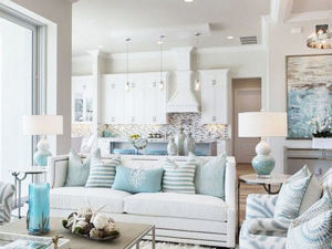 Hamptons Style: 7 Useful Tips How to Create the Relaxing Atmosphere on the Coast. Livemaster - handmade