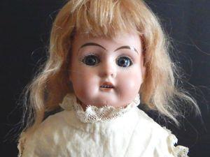 Edmund Ulrich Steiner Антикварная кукла редкая. Ярмарка Мастеров - ручная работа, handmade.