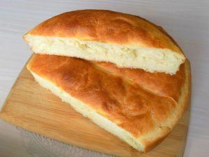 Хлеб домашнего приготовления из теста на молоке. Ярмарка Мастеров - ручная работа, handmade.
