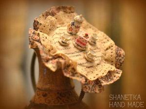 Необычный аксессуар для волос в стиле бохо. Ярмарка Мастеров - ручная работа, handmade.