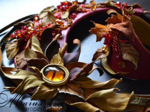 Мысли вслух. Осенний свет. Ярмарка Мастеров - ручная работа, handmade.