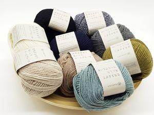 Пряжа Airy Wool Alpaca (Япония). Ярмарка Мастеров - ручная работа, handmade.