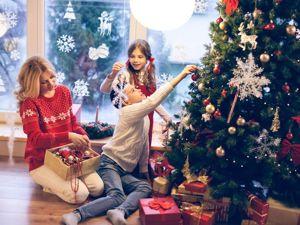 Украшаем новогоднюю елку. Ярмарка Мастеров - ручная работа, handmade.