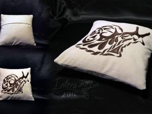 Шьем подушку с аппликацией «Улитка». Ярмарка Мастеров - ручная работа, handmade.