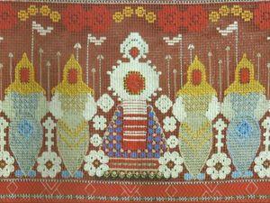 Красота вышивки Грумковой В.В.. Ярмарка Мастеров - ручная работа, handmade.