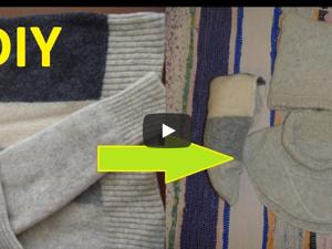 Как сшить много вещей из одного свитера. Ярмарка Мастеров - ручная работа, handmade.