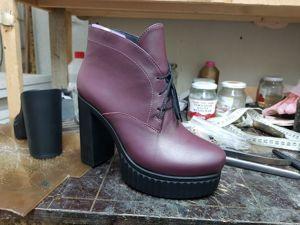 Новая модель обуви. Ярмарка Мастеров - ручная работа, handmade.
