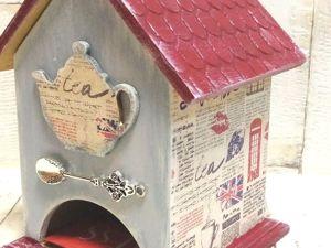 Новинки — чайные домики. Ярмарка Мастеров - ручная работа, handmade.