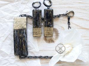 Комплект украшений. Ярмарка Мастеров - ручная работа, handmade.