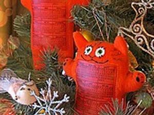 Делаем кото-тигро-календари. Ярмарка Мастеров - ручная работа, handmade.