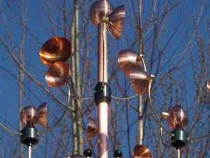 Волшебное дерево. Кинетическая ветряная скульптура. Ярмарка Мастеров - ручная работа, handmade.