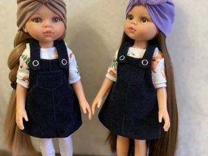 Как можно в них не влюбиться?! Куклы Паола Рейна. Ярмарка Мастеров - ручная работа, handmade.