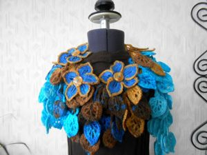Распродажа шарфиков-колье от 799 руб!. Ярмарка Мастеров - ручная работа, handmade.