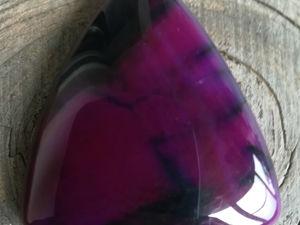 Видео подвески из агата. Ярмарка Мастеров - ручная работа, handmade.