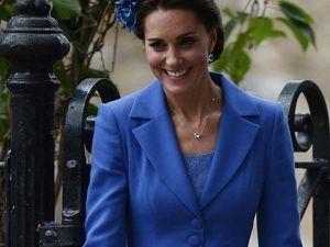 Шляпки герцогини Кейт в голубых тонах. Ярмарка Мастеров - ручная работа, handmade.