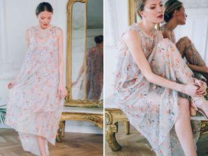 Дизайнерские платья. Ярмарка Мастеров - ручная работа, handmade.