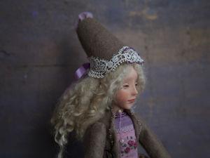 Дополнительные фотографии куклы Верена. Ярмарка Мастеров - ручная работа, handmade.