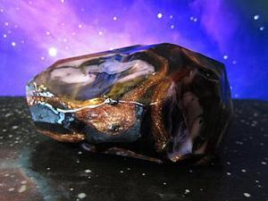 """Каменное мыло """"Чароит"""". Ярмарка Мастеров - ручная работа, handmade."""
