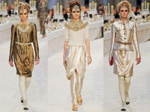 Легендарный показ Chanel Paris-Bombay. Ярмарка Мастеров - ручная работа, handmade.