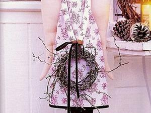 История создания куклы Тильды. Ярмарка Мастеров - ручная работа, handmade.