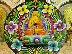 Тибетские масляные скульптуры. Ярмарка Мастеров - ручная работа, handmade.
