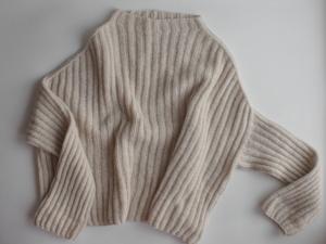 Новый свитер, описание к нему и виртуальное чаепитие....bienvenue. Ярмарка Мастеров - ручная работа, handmade.