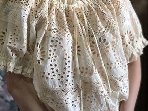 Версия Платья Одетта cream. Ярмарка Мастеров - ручная работа, handmade.