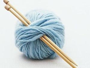 Вязание с пользой для здоровья. Ярмарка Мастеров - ручная работа, handmade.
