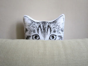 15 Sweetest Animal Pillows Right from Italy by Francesca MosMea. Livemaster - handmade