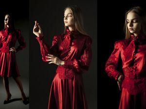 Платья: Шелковые объятия. Ярмарка Мастеров - ручная работа, handmade.