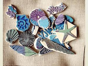 Создание качественных штампов для печати на ткани по своим эскизам. Ярмарка Мастеров - ручная работа, handmade.