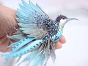 Анонс новых украшений — крылатая классика. Ярмарка Мастеров - ручная работа, handmade.