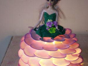 Аукцион на куклу-светильник. Ярмарка Мастеров - ручная работа, handmade.