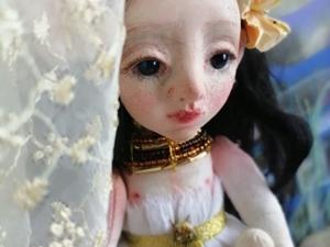 Сесен, маленькая египетская царевна. Ярмарка Мастеров - ручная работа, handmade.