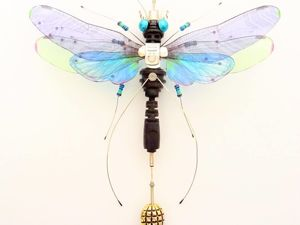 Unusual Insects by Julie Alice Chappell. Livemaster - handmade