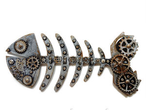 Новая Рыба-ключница уже в продаже !. Ярмарка Мастеров - ручная работа, handmade.